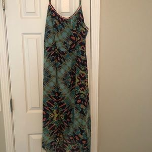 Maurices Dresses - High-Low Spaghetti Strap Dress